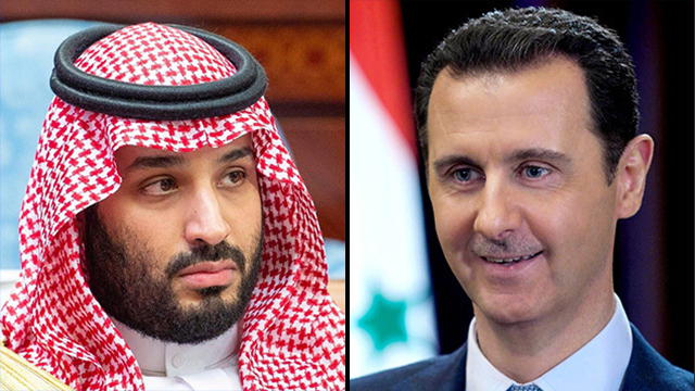 syria-comes-in-from-the-cold:-saudi-syria-relationship-warms-up