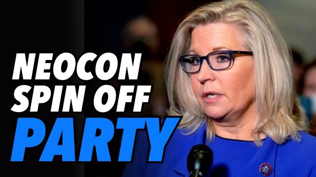 liz-cheney-gone,-neocon-spin-off-party-&-retired-us-military-officers-send-warning