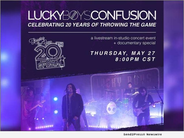 news:-chicago-rock-band-lucky-boys-confusion-celebrates-20th-album-anniversary-with-global-streaming-event-memorial-day-weekend- -citizenwire