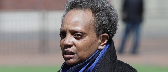 wednesday-evening-dispatch:-chicago-mayor-lori-lightfoot-only-talking-to-'black-or-brown-journalists'