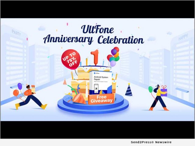 news:-ultfone-celebrates-its-one-year-anniversary-with-giveaways-and-online-surprises-|-citizenwire