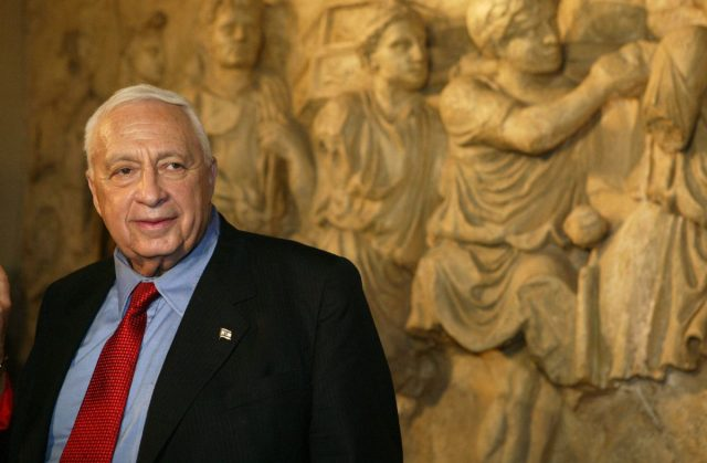ariel-sharon's-true-intentions-behind-the-gaza-withdrawal