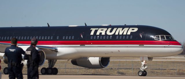 trump-announces-he's-bringing-back-iconic-plane-from-2016-rallies