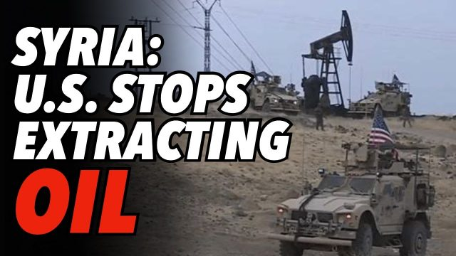 end-game-in-syria-as-us-stops-extracting-oil,-may-be-preparing-withdrawal