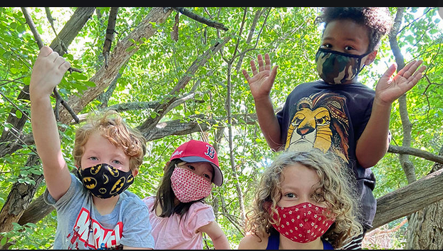 fmr.-fda-head-gottlieb:-risks-of-wearing-mask-outweigh-benefits-for-kids-outside-in-summer