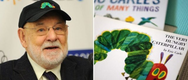 fact-check:-did-eric-carle-say-he-fought-with-his-publisher-over-a-scene-in-'the-very-hungry-caterpillar'?