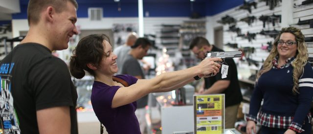 analysis:-amid-calls-to-defund-police,-women-and-minorities-just-keep-stocking-up-on-guns