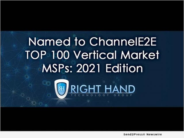 news:-right-hand-technology-group-named-to-channele2e-top-100-vertical-market-msps:-2021-edition- -citizenwire