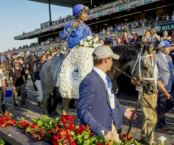 brad-cox-trained-essential-quality-wins-belmont-stakes