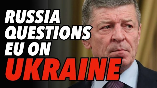 """moscow-complains:-""""paris,-berlin-cannot-answer,-who-are-the-parties-in-conflict-in-ukraine""""?"""