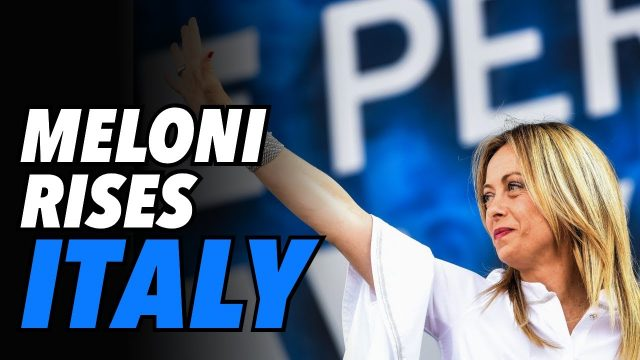 italy:-salvini-continues-to-slide,-meloni,-brothers-party-continues-to-rise