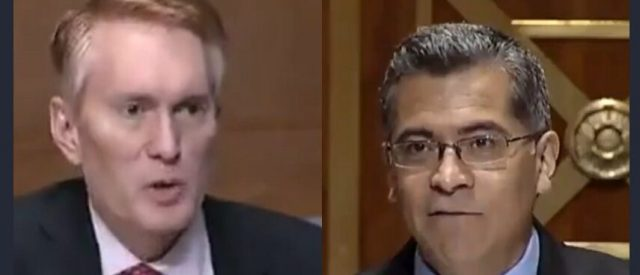'mom-is-a-pretty-good-word':-sen.-james-lankford-challenges-hhs-secretary-becerra-on-use-of-term-'birthing-people'