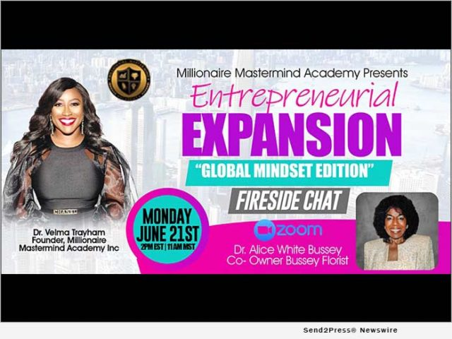 news:-leading-nonprofit-focused-on-lifting-minority-women-out-of-poverty-welcomes-dr.-alice-white-bussey-for-june-21st-economic-empowerment-fireside-chat- -citizenwire