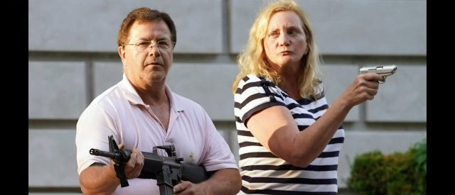 after-being-forced-to-forfeit-their-guns,-the-mccloskeys-show-off-a-new-ar-15