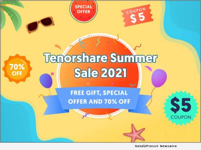news:-tenorshare-and-hitpaw-announce-2021-giveaways-for-this-year's-hot-summer-season-|-citizenwire