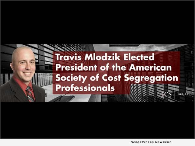 news:-travis-mlodzik-elected-president-of-the-american-society-of-cost-segregation-professionals-|-citizenwire