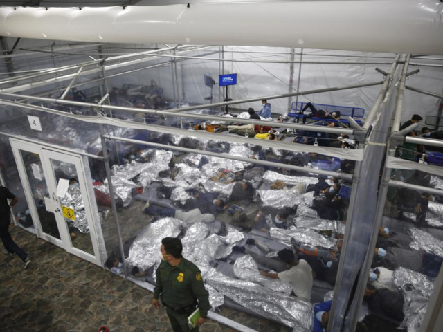 reports:-biden-subjecting-migrant-youth-to-rampant-disease,-sexual-abuse-at-shelters
