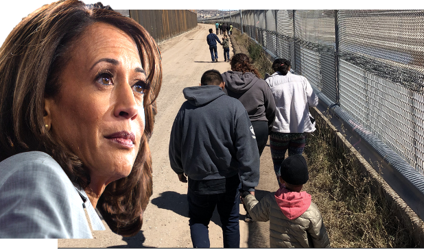 more-than-500k-illegal-immigrants-crossed-southern-border-since-kamala-harris-named-'border-czar'
