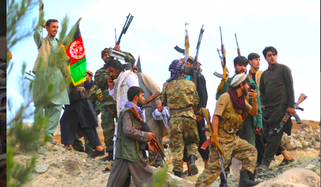 laid-to-waste:-taliban-seizes-a-third-of-afghanistan-in-blitz-offensive-after-us-wastes-nearly-$1trillion-in-'pointless'-20-year-war