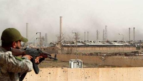 syria's-largest-us-occupied-oil-field-comes-under-missile-&-mortar-attack