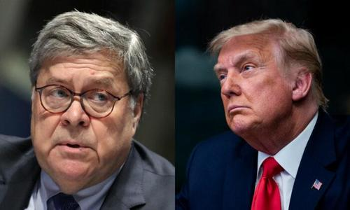 trump-responds-to-former-ag-william-barr's-claims-about-2020-election