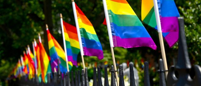 nyc's-greenwich-village-pride-demonstrations-lead-to-eight-arrested,-vendor-assaulted