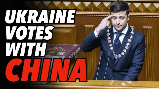 ukraine-backstabs-washington,-votes-with-china-against-us-in-un-human-rights-council