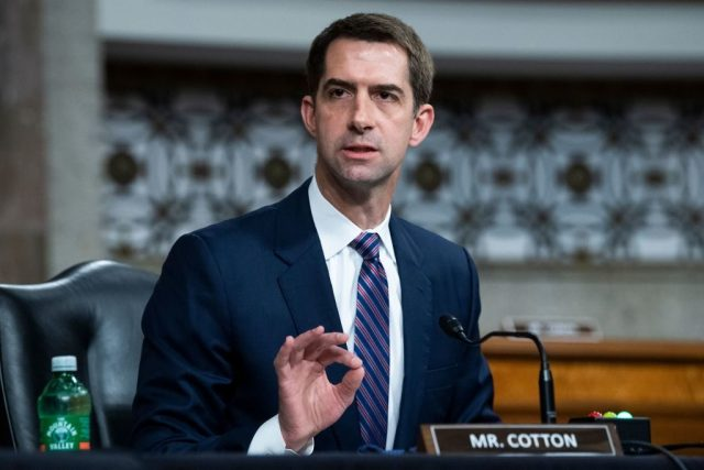 sen.-tom-cotton-floats-vetting-senior-military-nominees'-views-of-critical-race-theory
