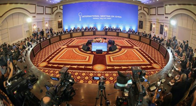 """""""astana""""-tour-around-syria-tomorrow…-sources-of-the-""""syria-documentation-center""""-reveal-the-most-prominent-files-on-the-agenda-of-the-conference."""