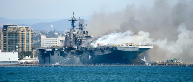 'up-to-speed-on-their-diversity-training':-report-suggests-navy-unprepared-for-military-confrontation