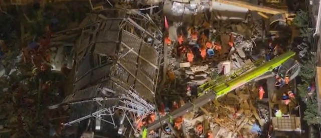 hotel-collapse-leaves-8-dead-in-china,-cause-still-unknown