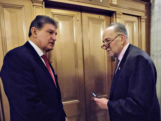 poll:-joe-manchin-to-lose-support-among-west-virginians-if-he-votes-for-democrats'-amnesty-plan