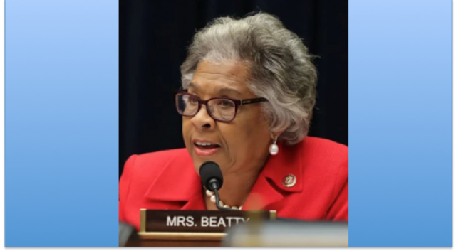she's-no-rosa-parks-–-rep.-joyce-beatty-arrested-in-voting-rights-protest