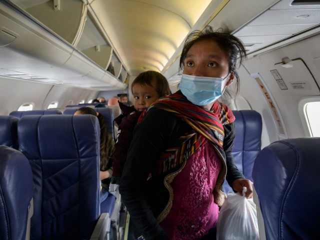 report:-biden-uses-military-base-to-fly-nearly-800-border-crossers-into-us.