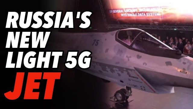 us-f-35-checkmated:-russia-unveils-new-light-5g-fighter-jet