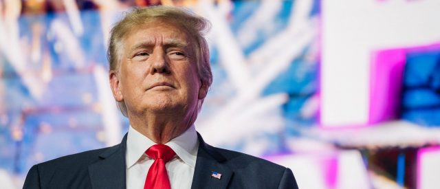 majority-of-republicans-want-trump-to-influence-the-party's-future:-poll