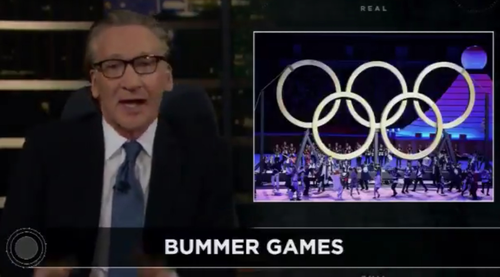 """bill-maher-rips-woke-mentality-now-driving-olympic-games:-""""belongs-in-stalin's-russia"""""""