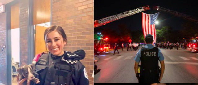 female-chicago-police-officer-shot-dead-during-traffic-stop-two-months-after-giving-birth-to-her-child:-report